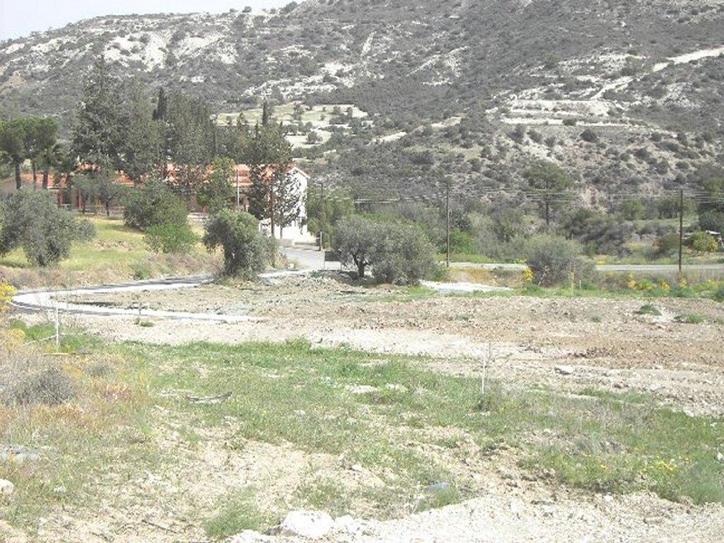 Plots in Asgata village