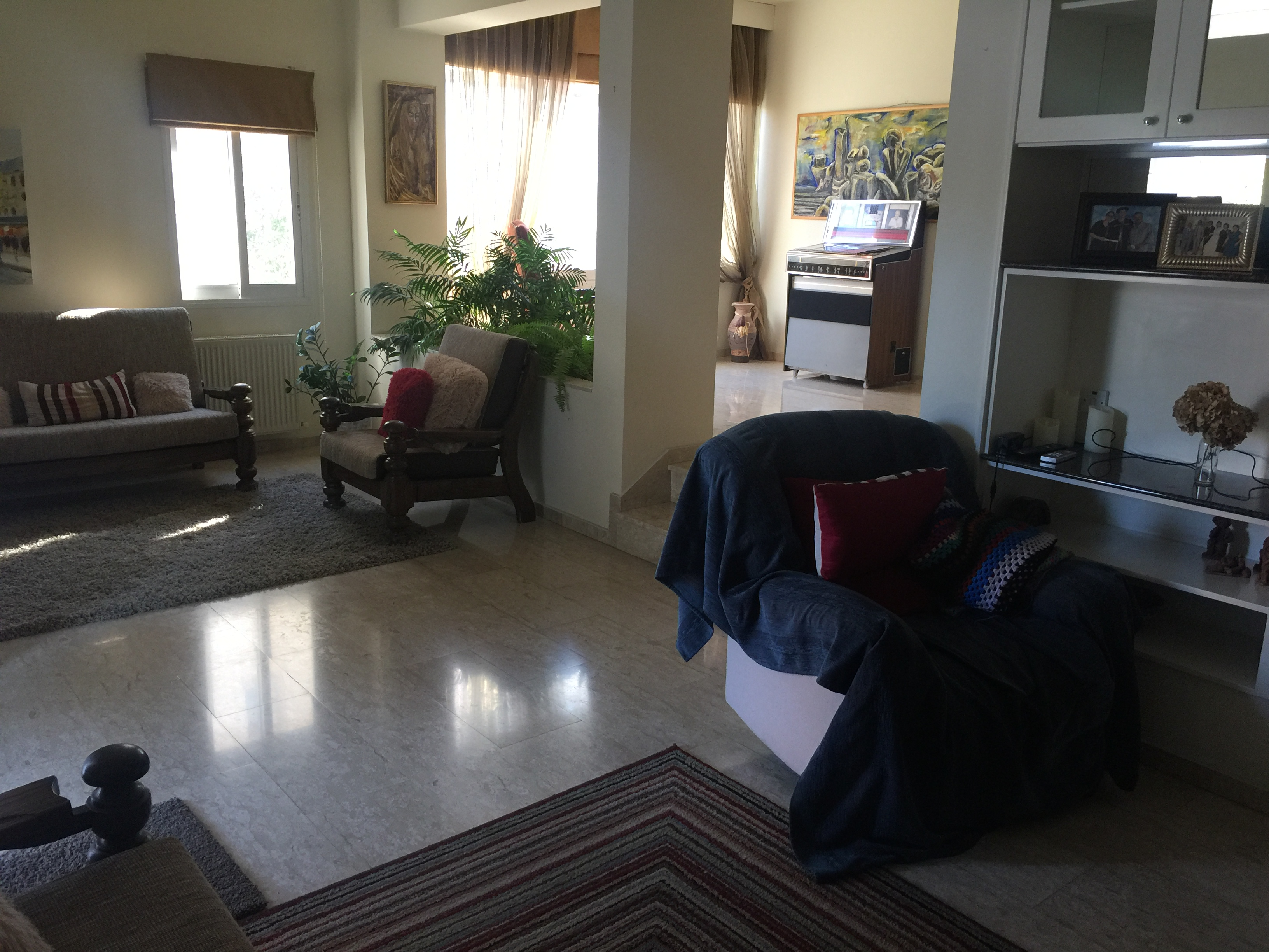 4 bedroom beautiful Detached and spacious house in the area of Columbia