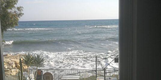 3 bedroom beach apartment in Germasogia tourist area