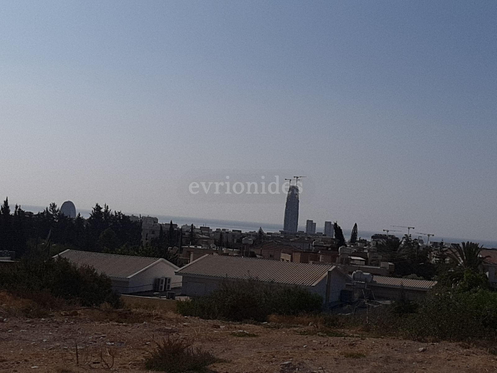 commercial plot of land in Agios Athanasios