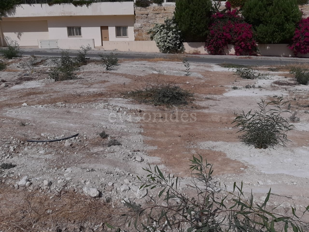 2 plots of land in Mouttagiaka