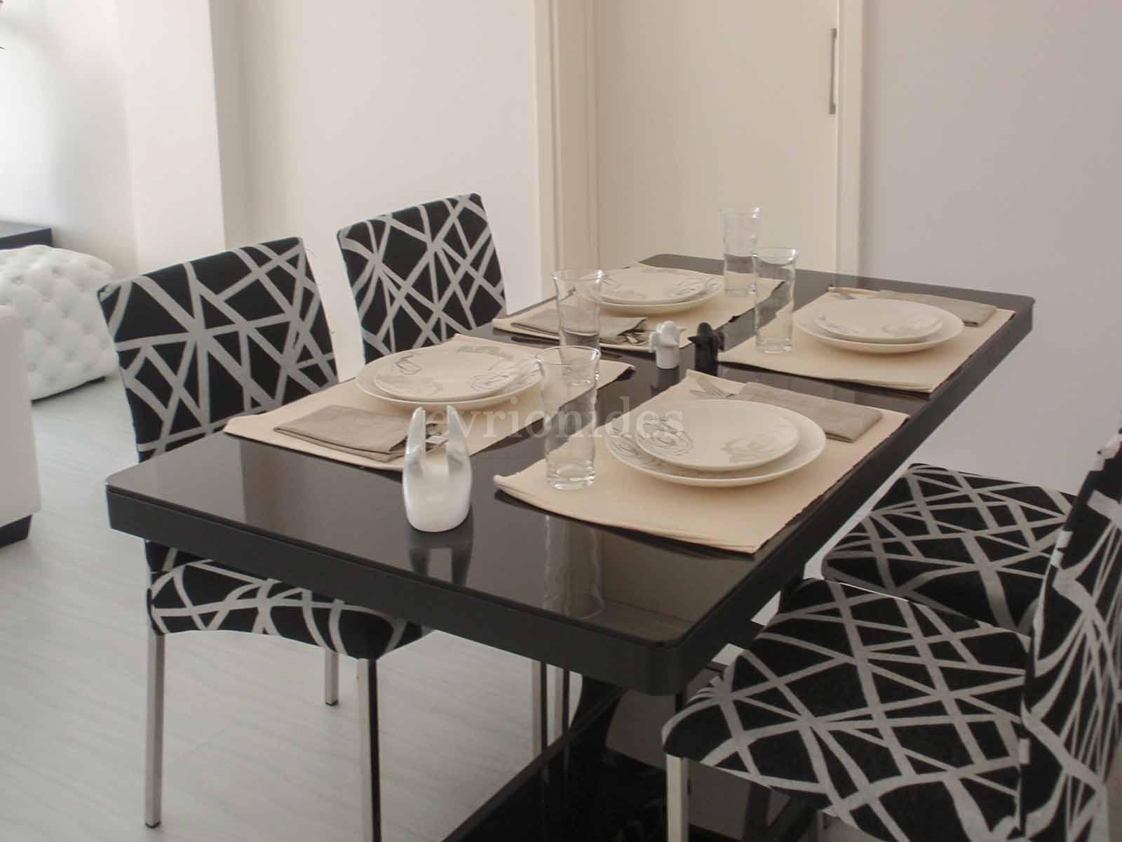 2 bedroom apartment near ALFA MEGA in Neapoli