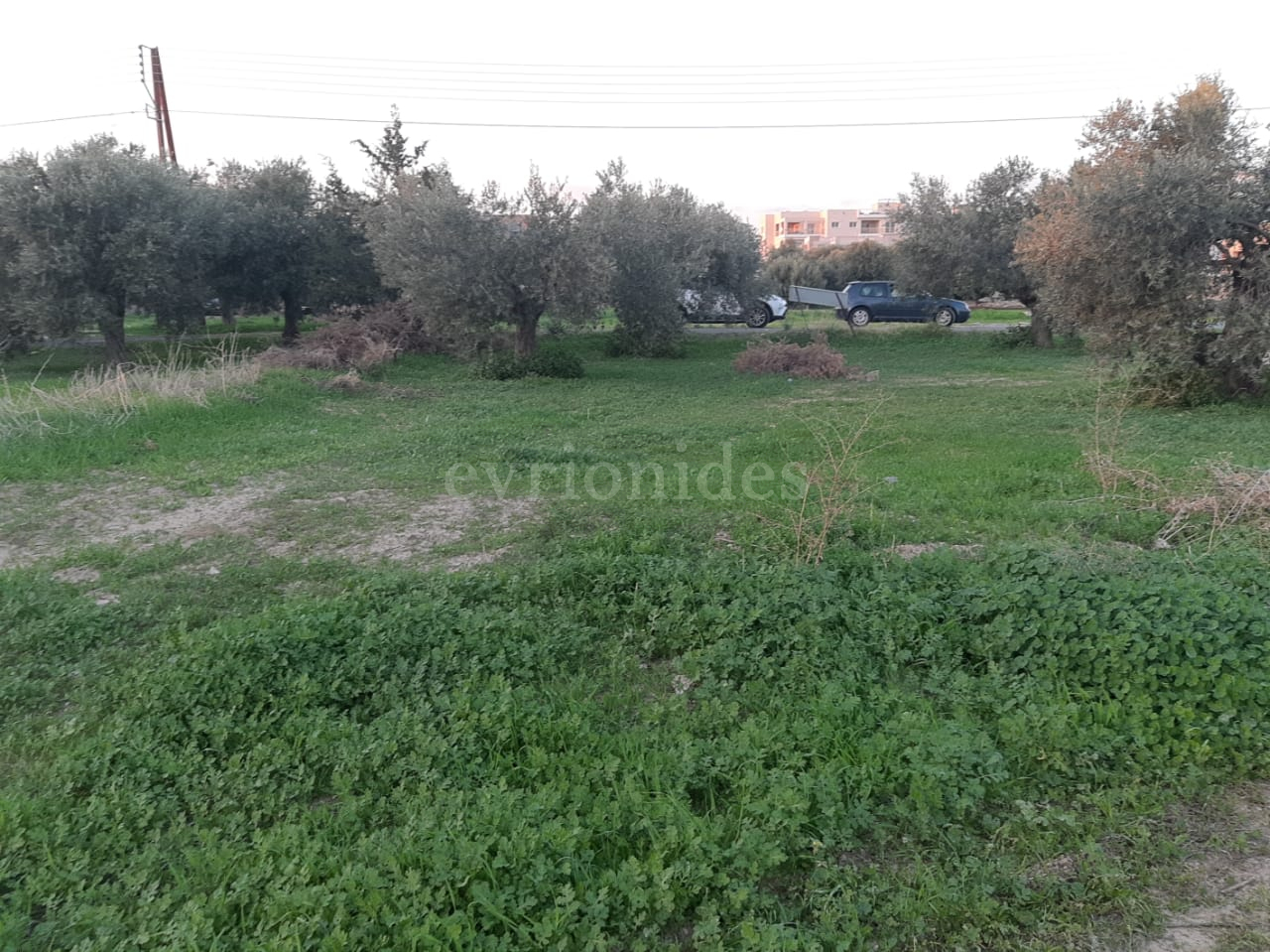 Residential Land in Ypsonas area