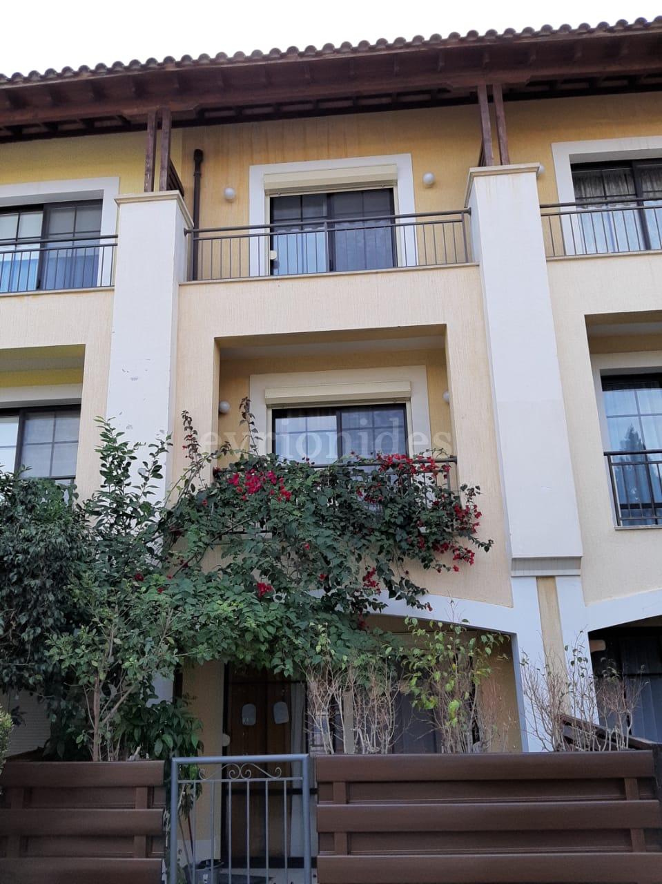 Amazing 3 floors townhouse in Potamos Germasogeias