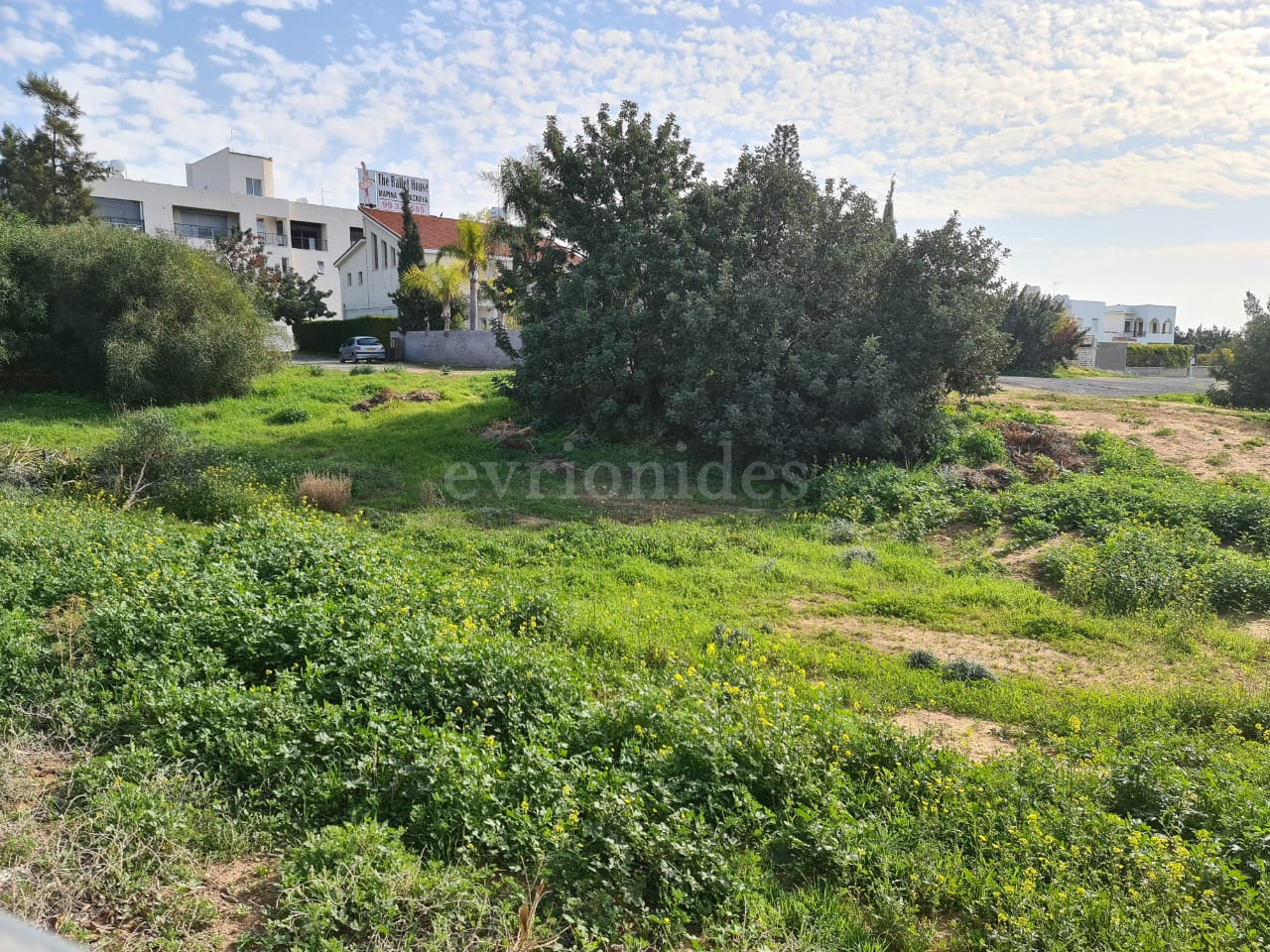 Double plot of land in Agia Fyla