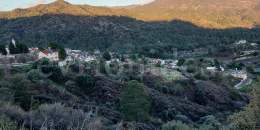 Land in Agios Mamas very near to village center