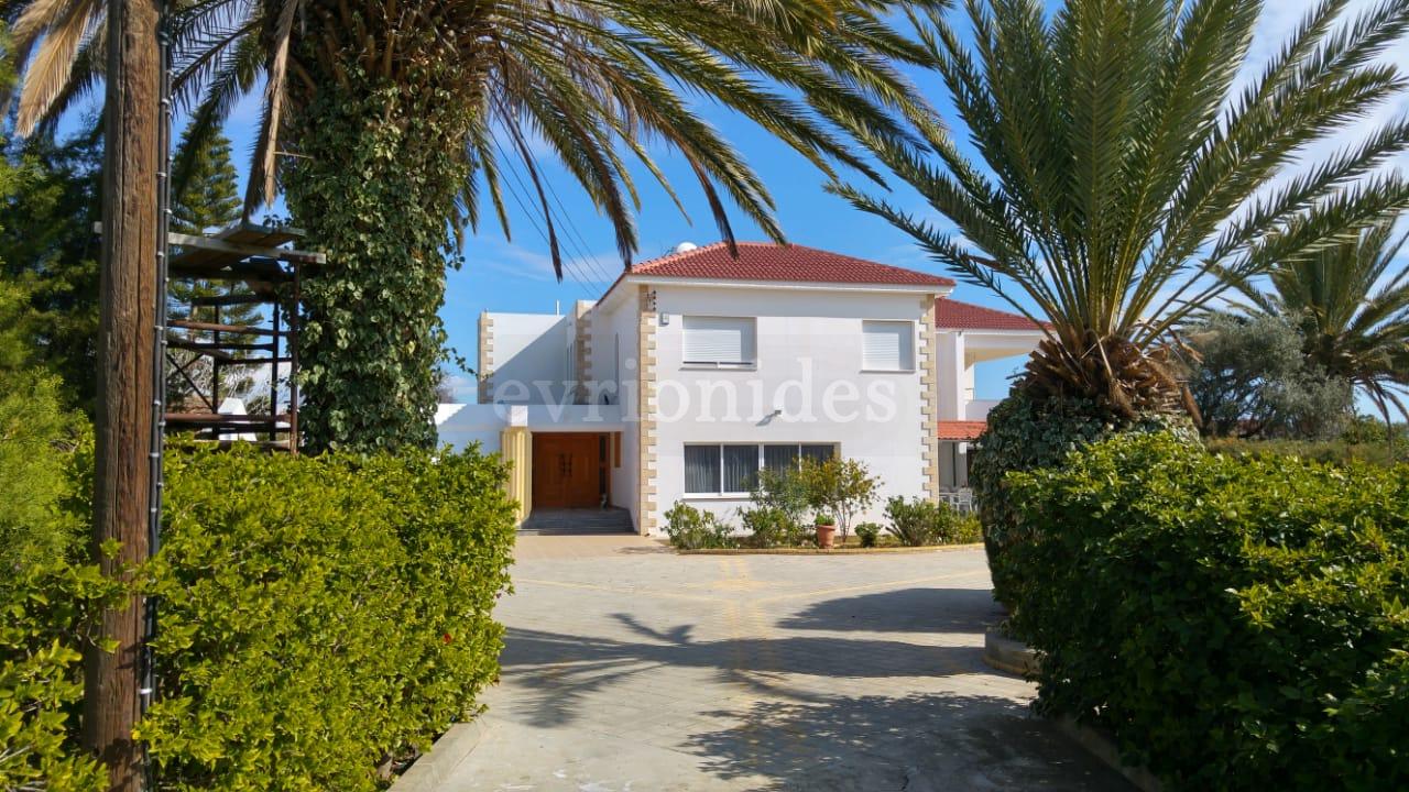 3 Bedroom villa in Ypsonas