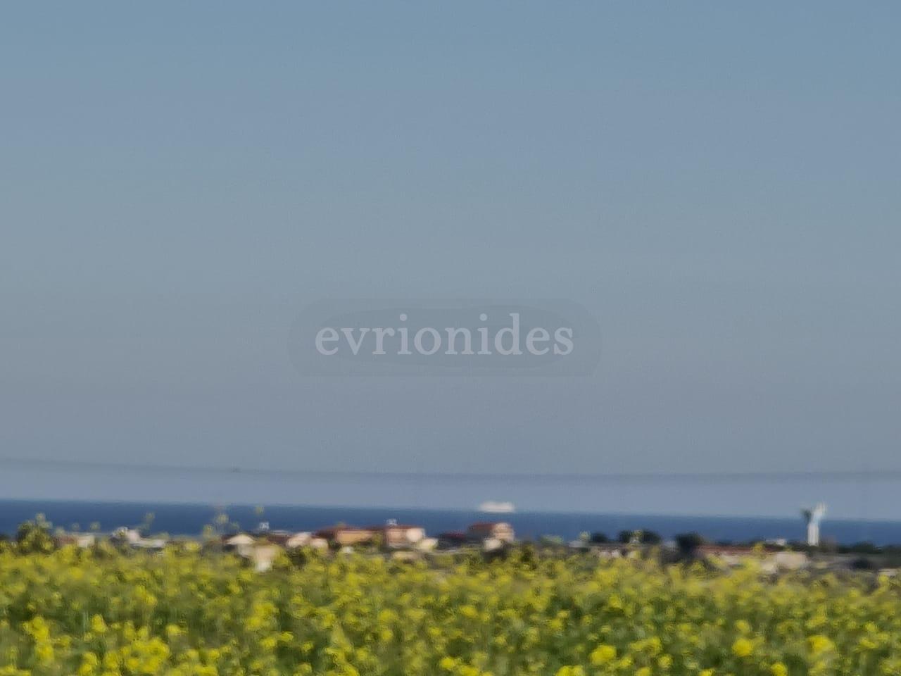 Amazing plot of land in Erimi village