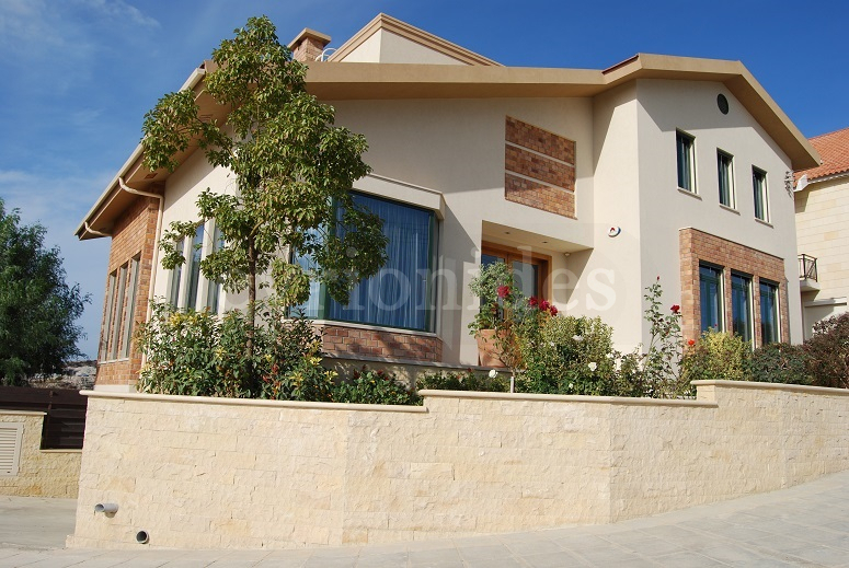 SIGNATURE VILLA 5 BEDROOMS IN AYIOS ATHANASIOS  LIMASSOL