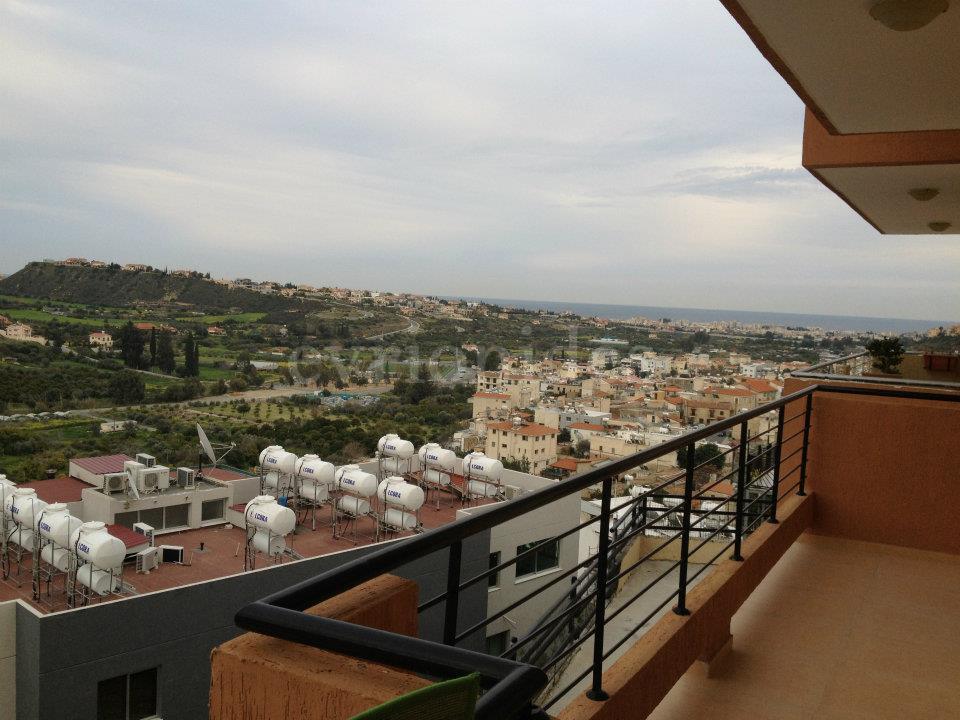 2 bedroom apartment in Germasogia Village