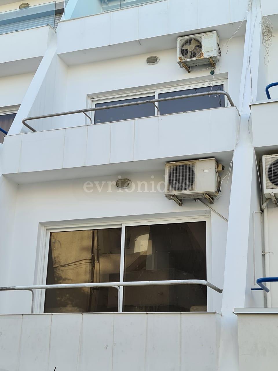 One bedroom duplex apartment in Agios Tychonas