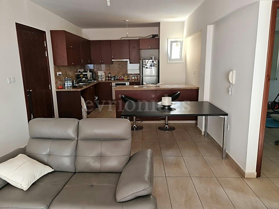 2 bedroom cozy apartment in  Germasogia village