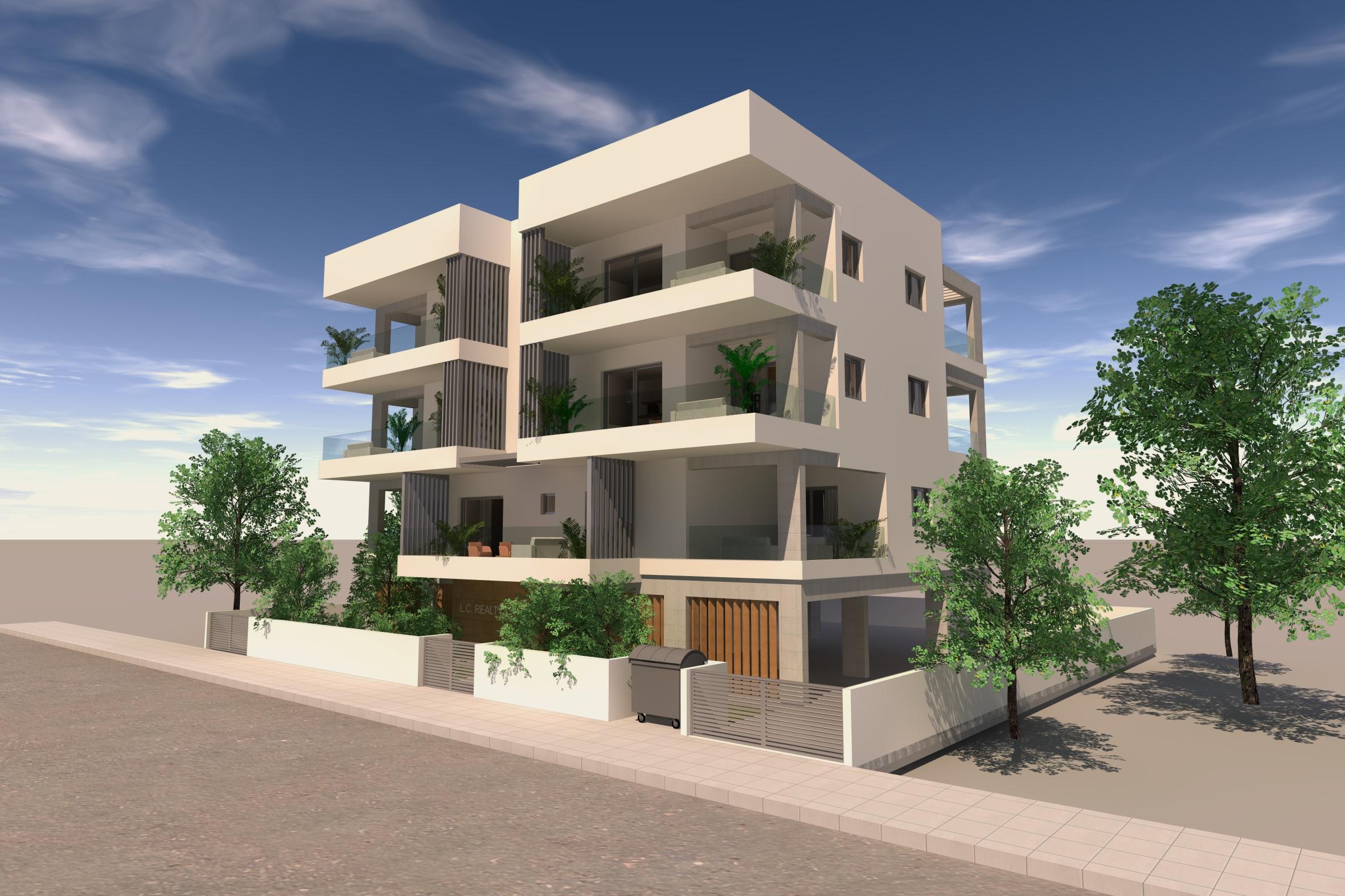 One bedroom apartment in Polemidia