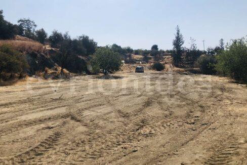 Agricultural Land In Parekklisia Village (1)